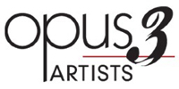 Logo of Opus 3 Artists